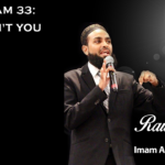 Raw Islam 33: Why don't YOU care?