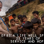 """What A Relief Podcast"" 83: A Life Well Spent – 25 Years of Service and Hope"