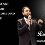 Raw Islam 56: Close Your Applications and Recharge