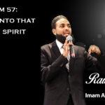 Raw Islam 57: Getting into That Ramadan Spirit