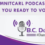 #DamnItCarl Podcast 8: Are You Ready to Vote?