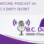 On this #DamnItCarl podcast B.C. Dodge says – I have a dirty little secret… and here it is.   When B.C. was 18 he started smoking – and smoking is dirty!